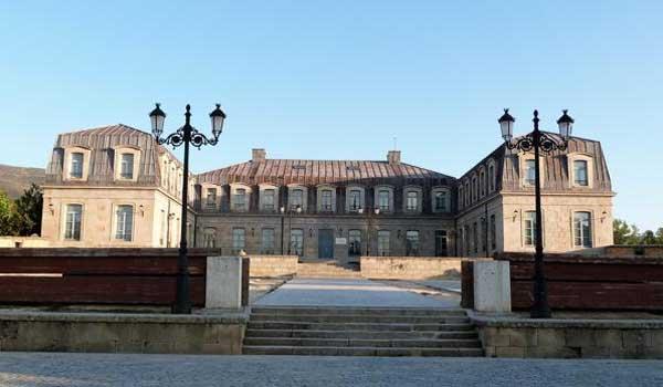 palacio de los duques de alba piedrahita