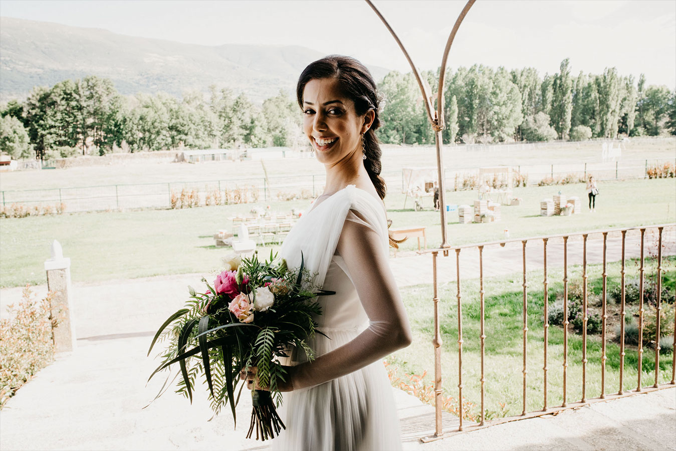 Finca para bodas en Avila